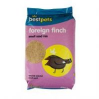 Best Pets Foreign Finch Mix 20Kg